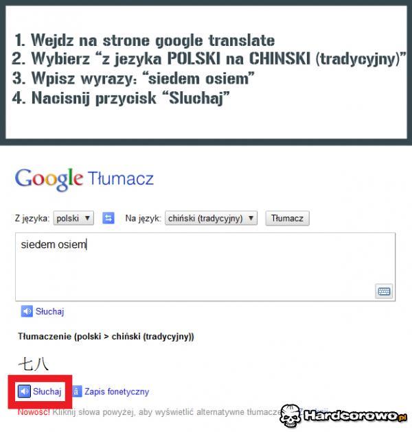Ucz się języków obcych - 1