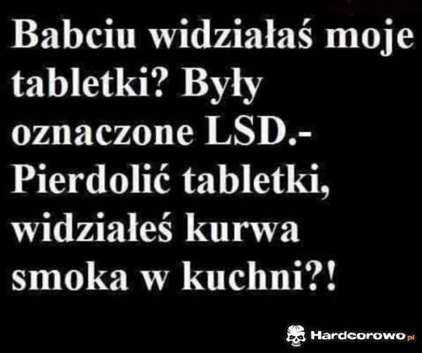Gdzie moje tabletki - 1