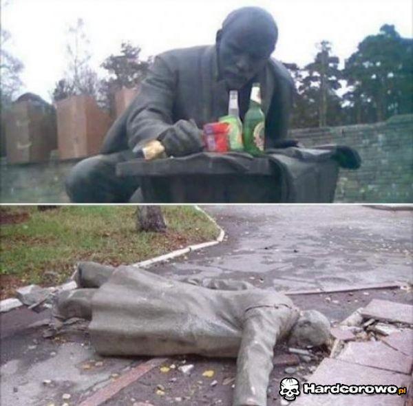 Upadek Lenina - 1