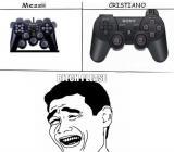 Messi vs Krystynka