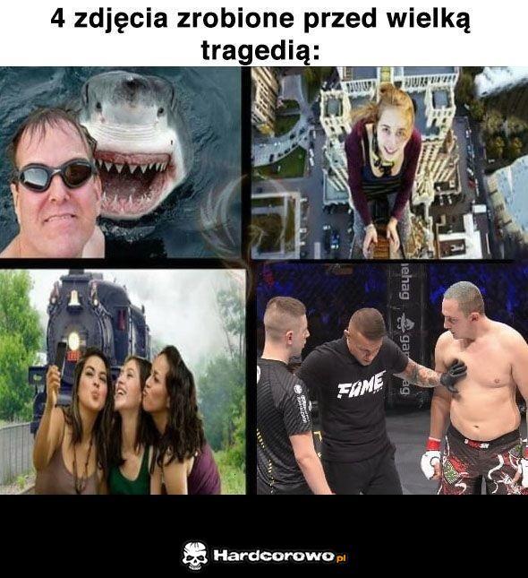 Zdjęcia zrobione przed wielką tragedią - 1