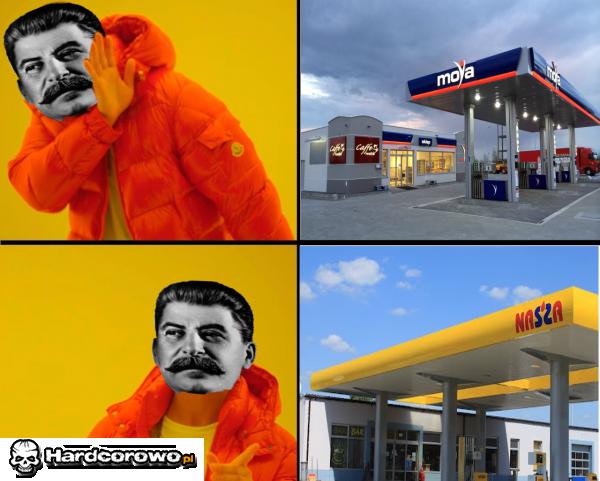 Stacja benzynowa - 1