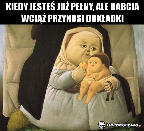 Kochana babcia - 1