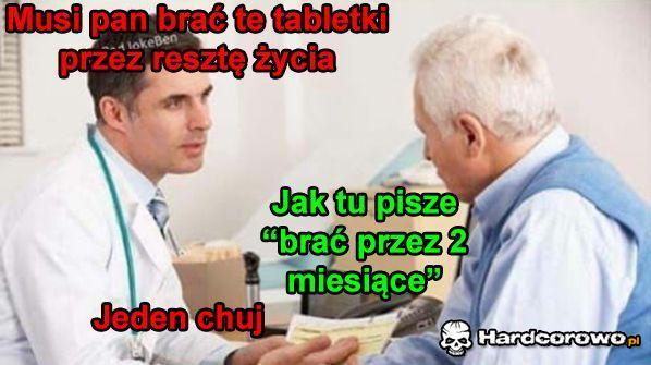 Tabletki - 1