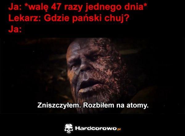 Zniszczony - 1