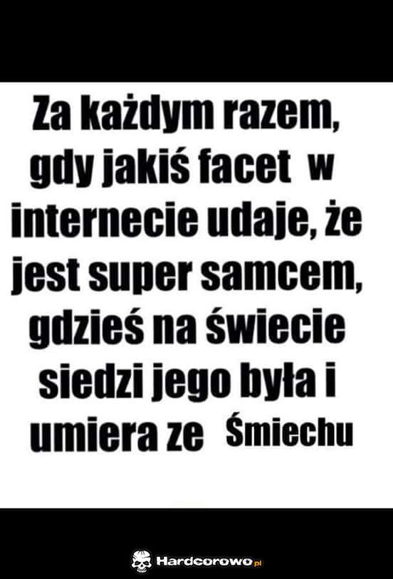 Internetowy macho - 1