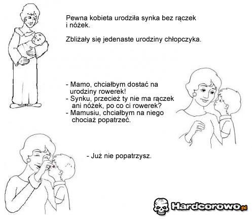 Kochająca mama - 1