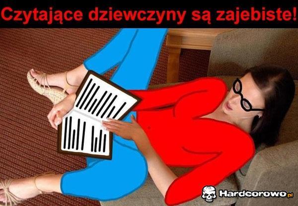 Czytajace dziewczyny - 1
