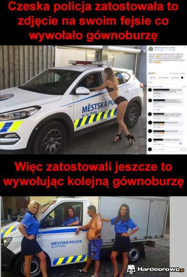 Czeska Policja - 1