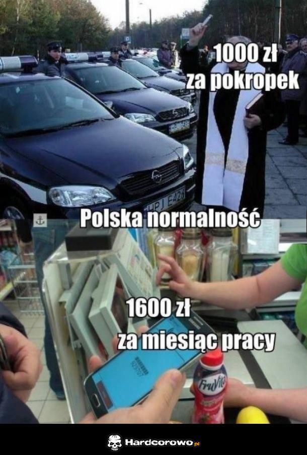 Polska normalność - 1