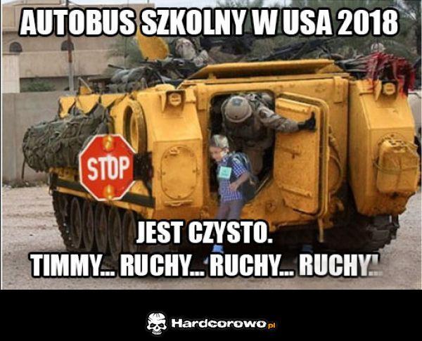 Autobus szkolny - 1