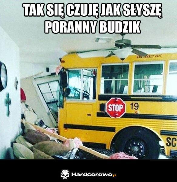 Poranny budzik - 1
