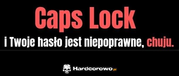 Caps Lock - 1