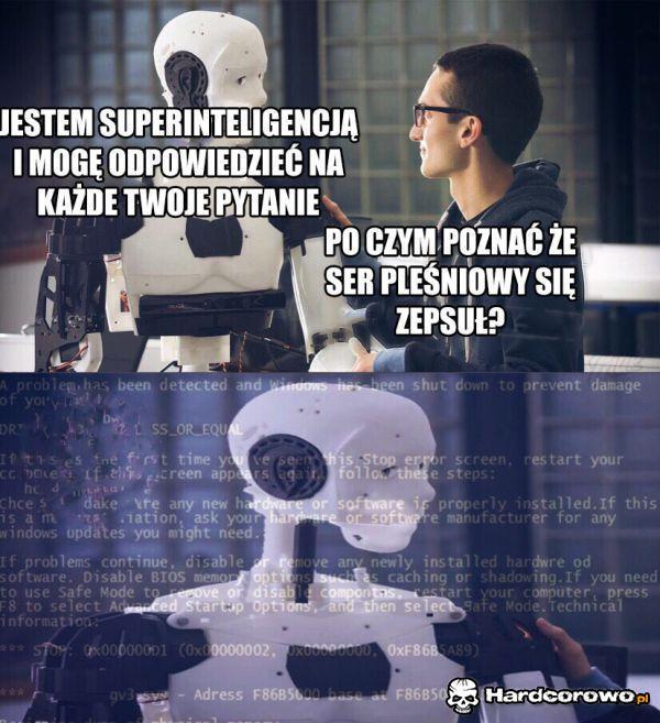 Super inteligencja - 1