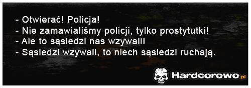 Otwierać! Policja! - 1