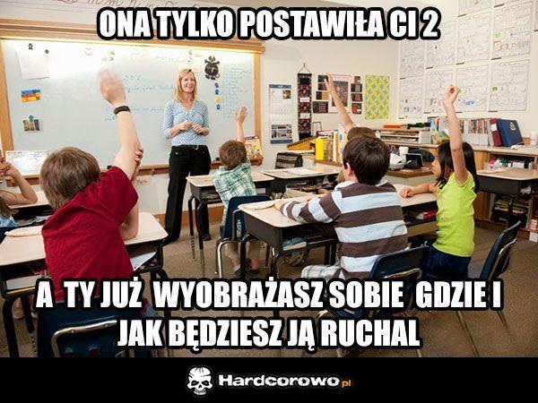 Nauczycielka - 1