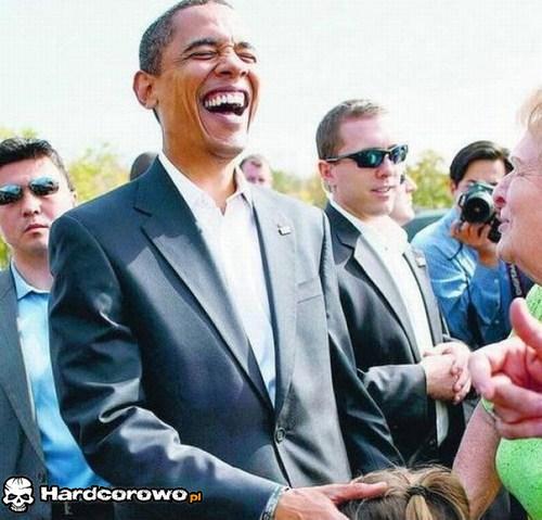 Obama lubi dzieci - 1