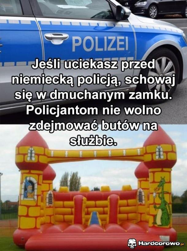 Dmuchany zamek - 1