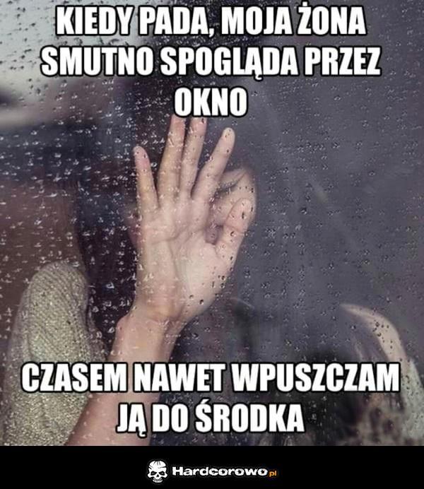 Kiedy pada - 1