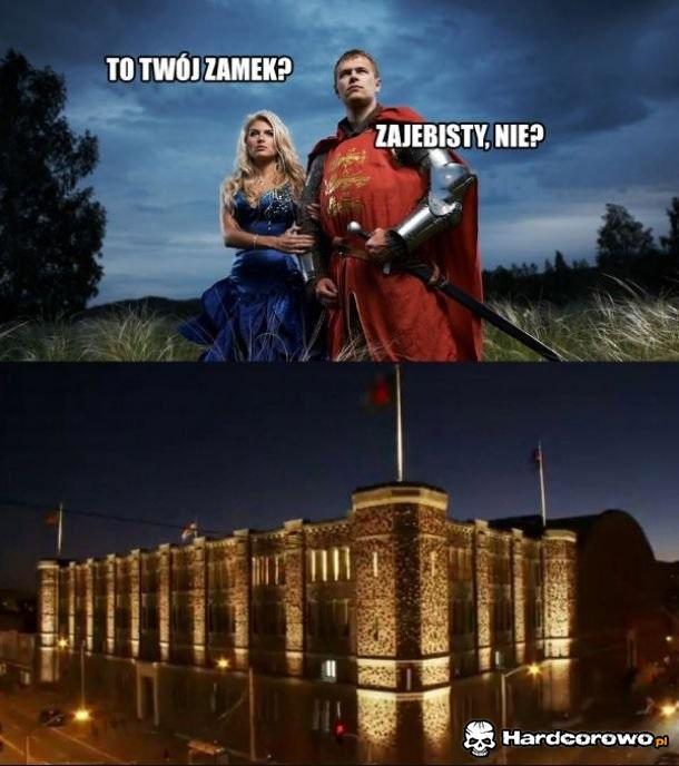 Fajny zamek! - 1