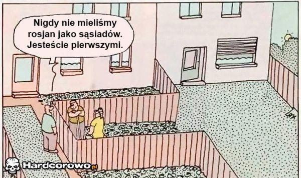 Ruscy sąsiedzi - 1