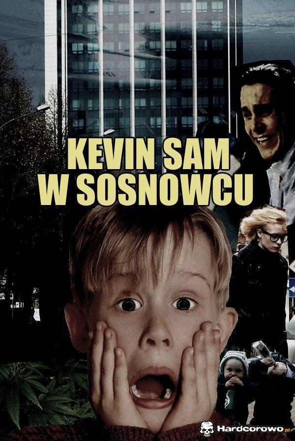 Kevin sam w Sosnowcu - 1