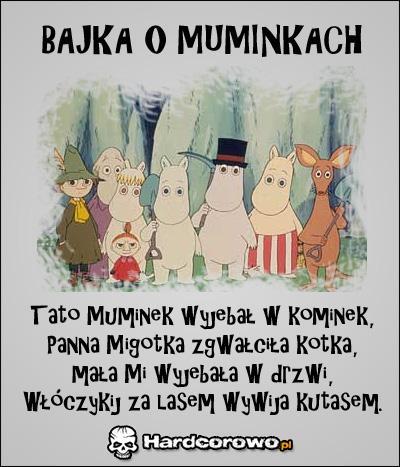Bajka o Muminkach - 1