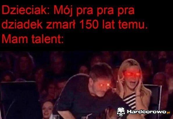 Talent show - 1