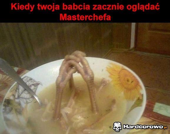 Babcia kucharka  - 1