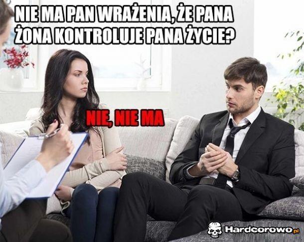 Na terapii małżeńskiej - 1