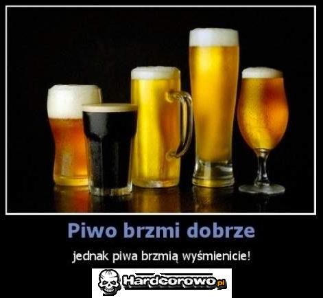Piwo - 1