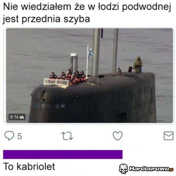 Łódź podwodna - 1