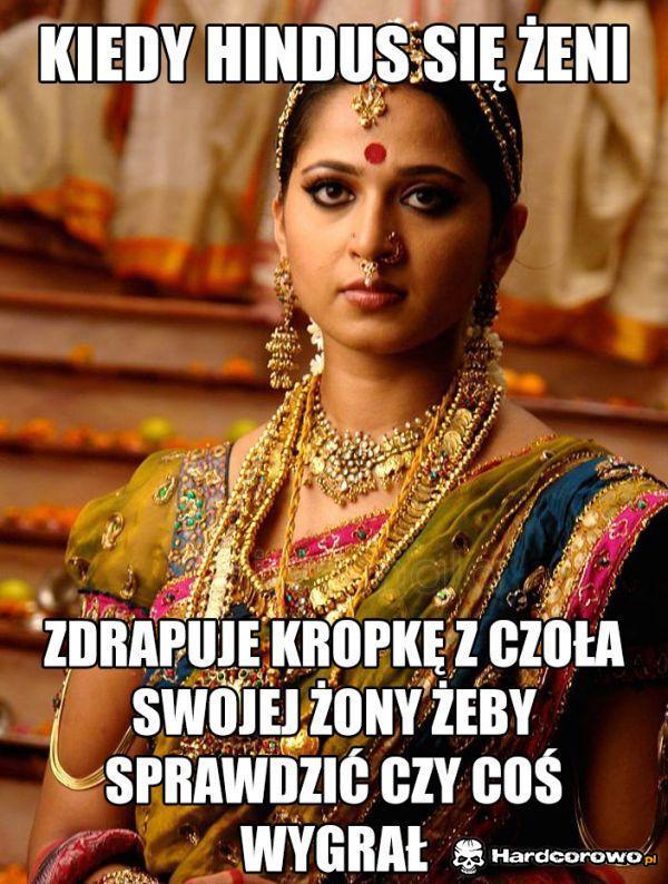 Kiedy hindus się żeni - 1