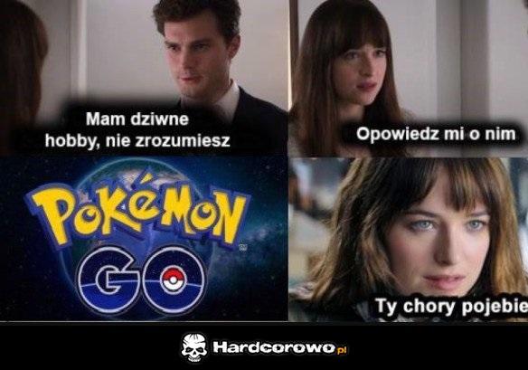 Pokemon Go - 1