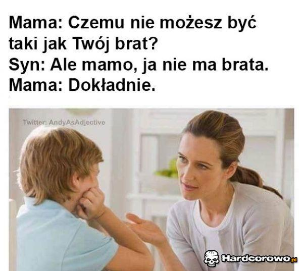 Syn z Mamuśką - 1