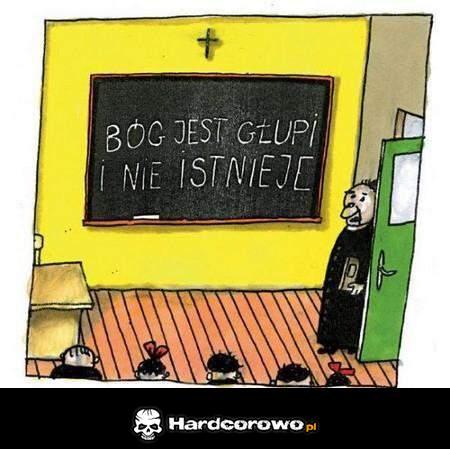Lekcja religii - 1