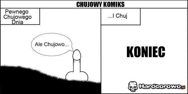 Chujowy komiks - 1