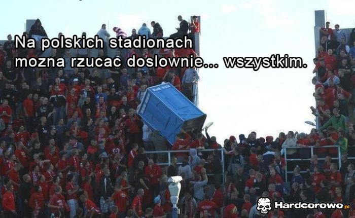 Na polskich stadionach - 1
