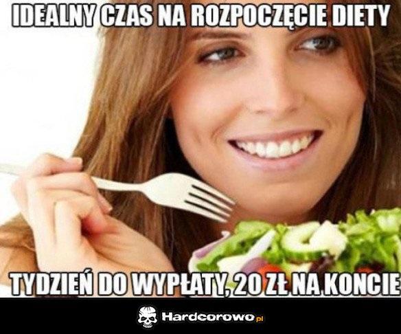 Czas na dietę - 1
