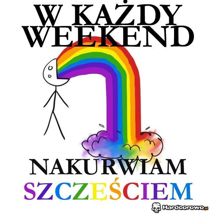 W każdy weekend - 1