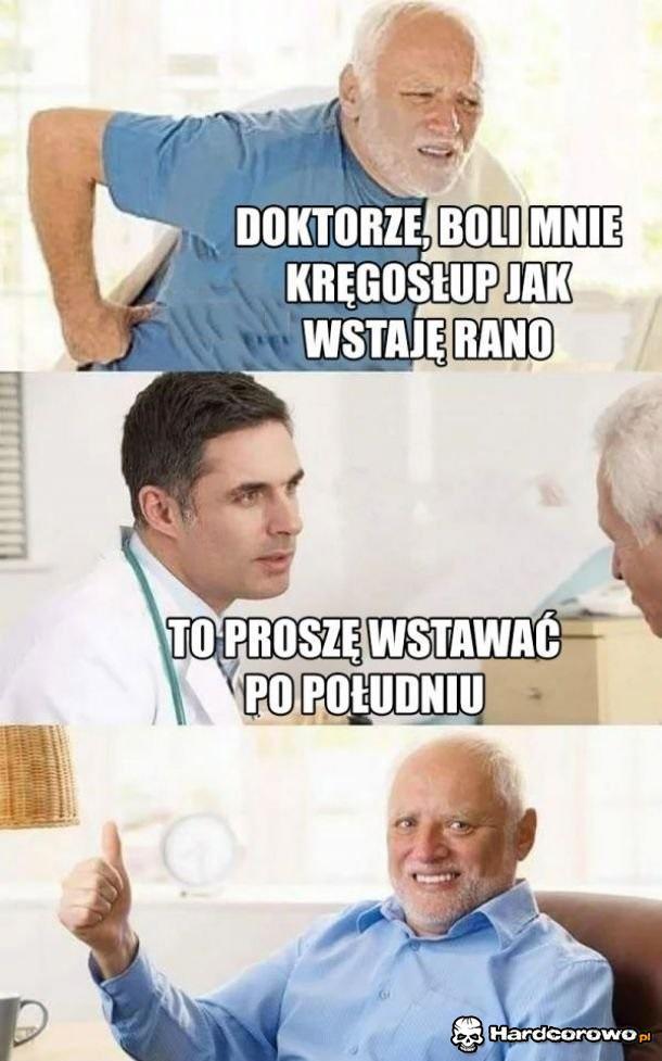 Panie doktorze - 1