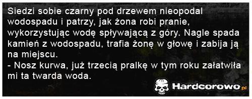 Twarda woda - 1