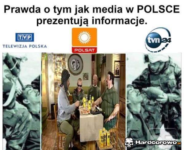 Polskie media - 1