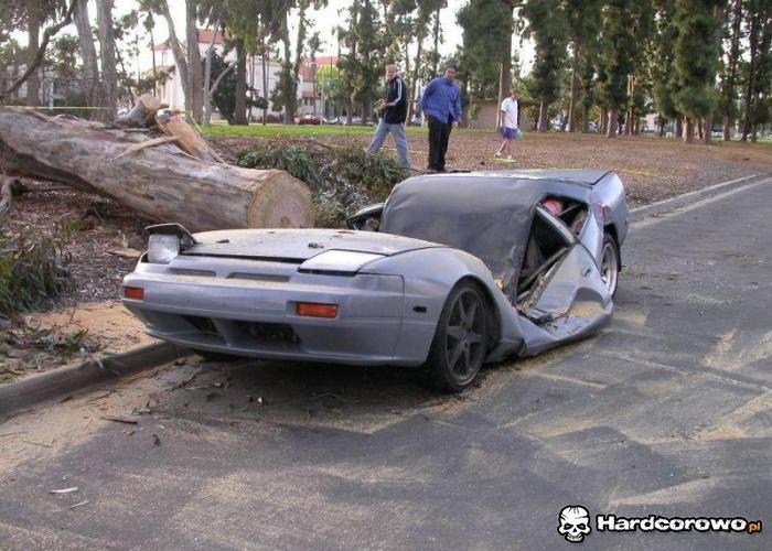 Źle zaparkował  - 1
