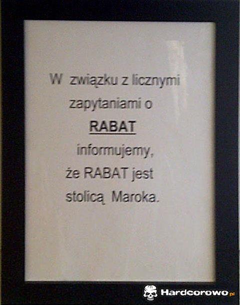 Rabat  - 1