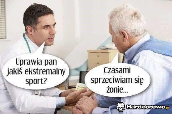 Sport ekstremalny - 1
