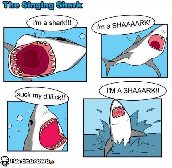 The Singing Shark - 1