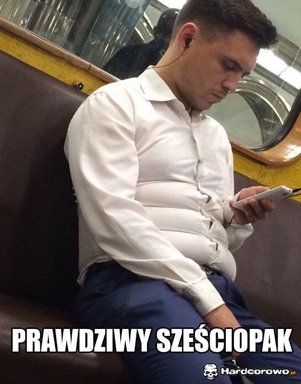 Sześciopak - 1