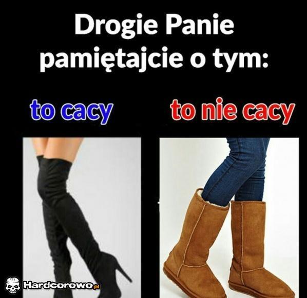 Drogie panie - 1