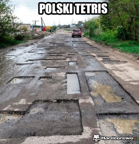 Tetris - 1